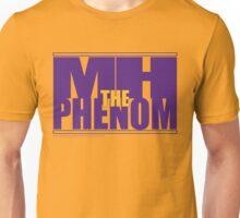MH The Phenom - Purple & Gold Unisex T-Shirt