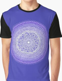 Healing Circle Mandala Graphic T-Shirt