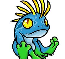 Elwynn Cuties - Murloc by DancingHare