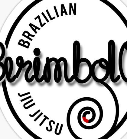 BJJ Brazilian Jiu Jitsu - Berimbolo Sticker