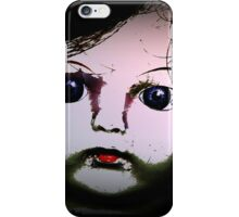 Spooky Doll iPhone Case/Skin