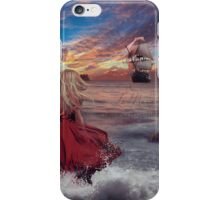 Princess and her Lieutenant iPhone Case/Skin