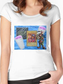 Based God Women's Fitted Scoop T-Shirt