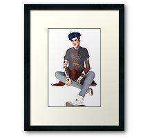 Teddy Lupin Framed Print