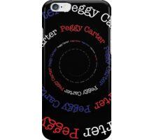 Peg Carter iPhone Case/Skin