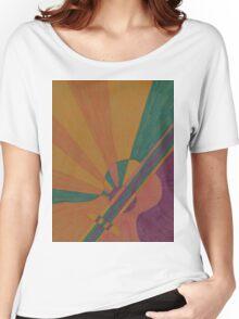 Guitar Sunrise Women's Relaxed Fit T-Shirt