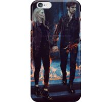 Only true love can pass iPhone Case/Skin