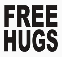 FREE HUGS by James Chetwald Mattson