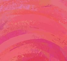 Salmon Swirl Sticker