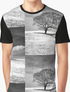 Between Earth And Sky Graphic T-Shirt