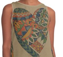 Abstraction of nature Contrast Tank