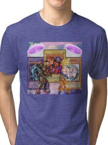 Based Life Tri-blend T-Shirt