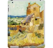 The Old Mill by Vincent Van Gogh iPad Case/Skin