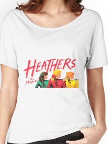 Heathers: The Musical Women's Relaxed Fit T-Shirt