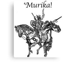 Murica Canvas Print
