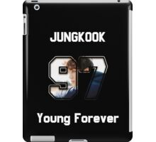 Young Forever - Jungkook iPad Case/Skin