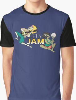 Let's Jam Graphic T-Shirt