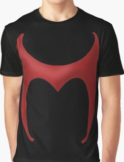 Marvel Scarlet Witch Headpiece  Graphic T-Shirt