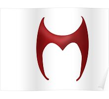 Marvel Scarlet Witch Headpiece  Poster