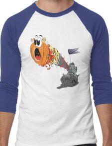 usa new york tank by rogers bros Men's Baseball ¾ T-Shirt