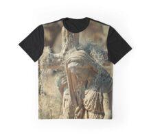 Magnolia Cemetery Magdalene - Charleston, SC Graphic T-Shirt