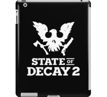 State of Decay 2 iPad Case/Skin