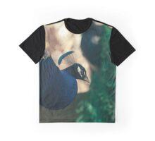 Peacocks Graphic T-Shirt
