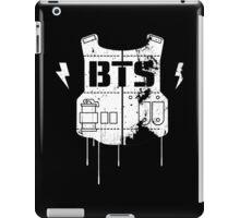 BTS Grunge Logo iPad Case/Skin