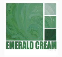 Emerald Cream Baby Tee