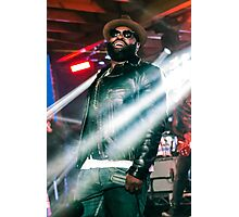 Black Thought of The Roots Photographic Print
