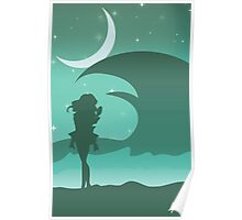 Sailor Moon - Sailor Neptune Poster