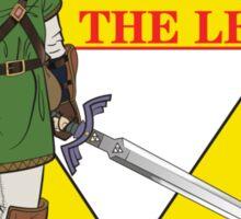 The Legend Sticker
