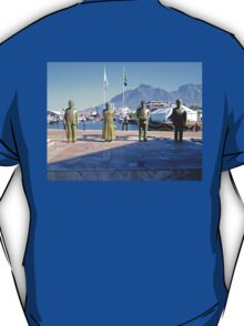 NOBEL SQUARE CAPE TOWN SOUTH AFRICA T-Shirt