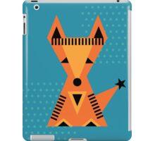 Little Fox, foxy, animal, autumn, forest, wild iPad Case/Skin