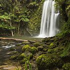Beauchamp Falls by Malcolm Katon