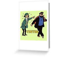 haddock Greeting Card