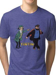 haddock Tri-blend T-Shirt