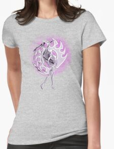 Comic Style Kerrigan Womens Fitted T-Shirt
