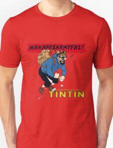tintin_haddock Unisex T-Shirt