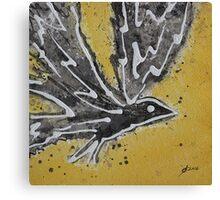 First Flight original painting Canvas Print
