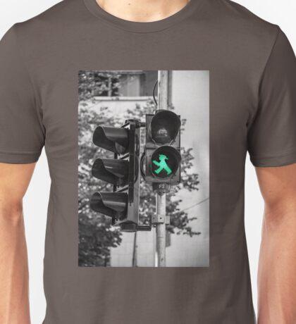 Keep on walking  Unisex T-Shirt