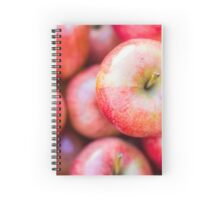 Sugar Sweet Summer Apples Spiral Notebook