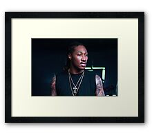 Low Life Framed Print