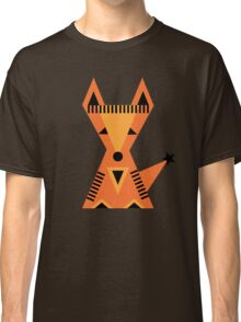 Little Fox, foxy, animal, autumn, forest, wild Classic T-Shirt