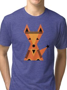 Little Fox, foxy, animal, autumn, forest, wild Tri-blend T-Shirt