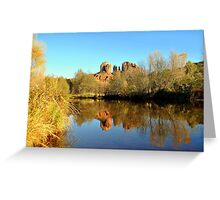 Cathedral Rock Sedona Greeting Card