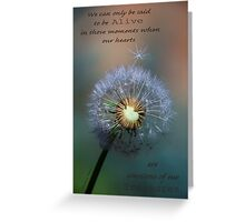 Treasures Greeting Card