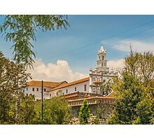Historic Center of Cuenca, Ecuador Photographic Print