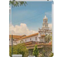 Historic Center of Cuenca, Ecuador iPad Case/Skin