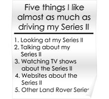 5 Things I Like - Series 2 Poster